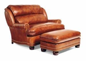 Chair - Ottoman