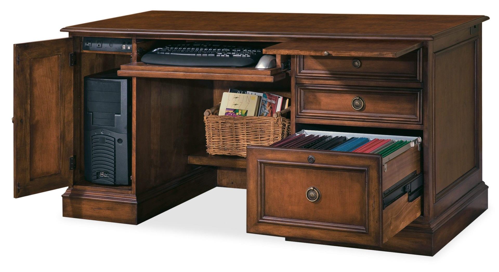 Brookhaven Drawer Desk - Marc Pridmore Designs